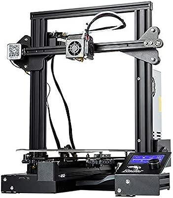 L.J.JZDY Impresora 3D 3D Printing Ender 3 Pro Impresora 3D con ...