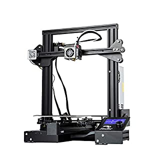 "L.J.JZDY 3D Printing Ender 3 Pro 3D Printer with Upgrade Cmagnet Build Surface Plate Resume Print 8.6"" x 8.6"" x 9.8"" 3D Printer 13"