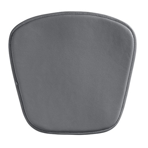 Modern Modern Zuo Desk (Zuo Modern 188009 Wire/Mesh Chair Cushion Leatherette Cover Material Dimensions 17