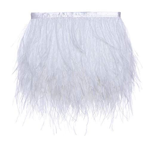 AWAYTR Ostrich Feather Trim
