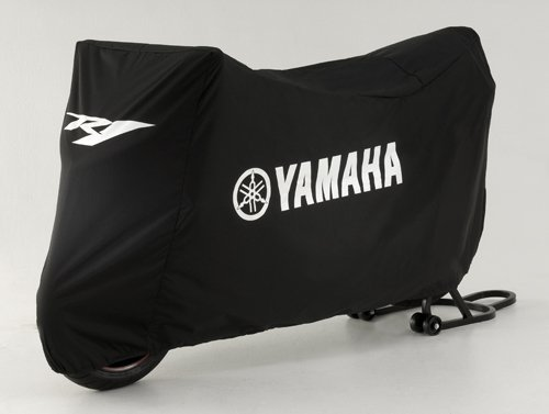 Yamaha ABA 4C828 00 00 Black Cover YZF R1