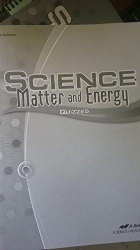 a beka matter and energy - 7