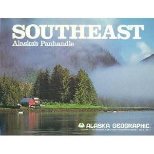 Southeast, Alaska's panhandle (Alaska geographic)