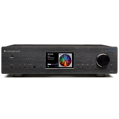 Cambridge - Azur 851N (Black) by Cambridge Audio