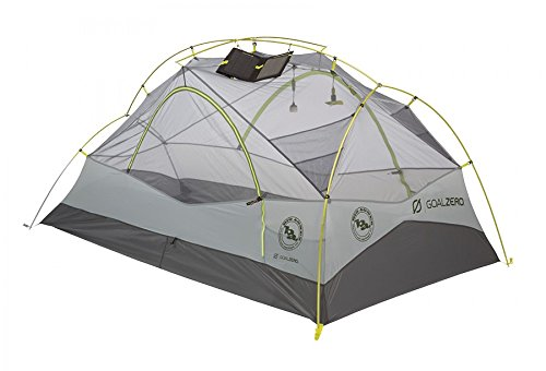 Big Agnes – Krumholtz mtnGLO Backpacking Tent, 2 Person