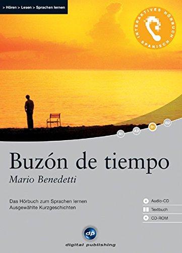 Buzón de tiempo - Interaktives Hörbuch Spanisch: Das Hörbuch zum Sprachen