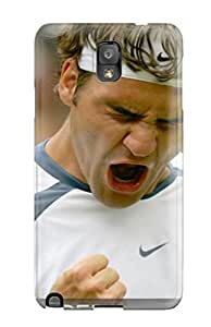 Galaxy Premium Protective Hard Case For Galaxy Note 3 Nice Design Roger Federer