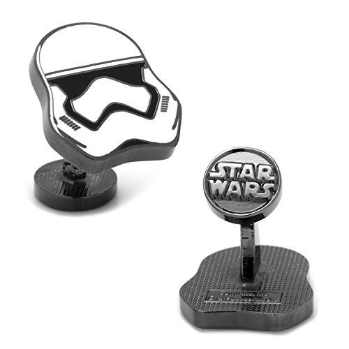 Star Stormtrooper Cufflinks Officially Licensed product image