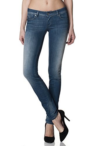 Wonder Femme Push Jeans Salsa Up jambe slim TwOHYtFqY