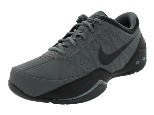 Nike Black Air Ring Leader Basketball Shoes - Men Hwm3bP