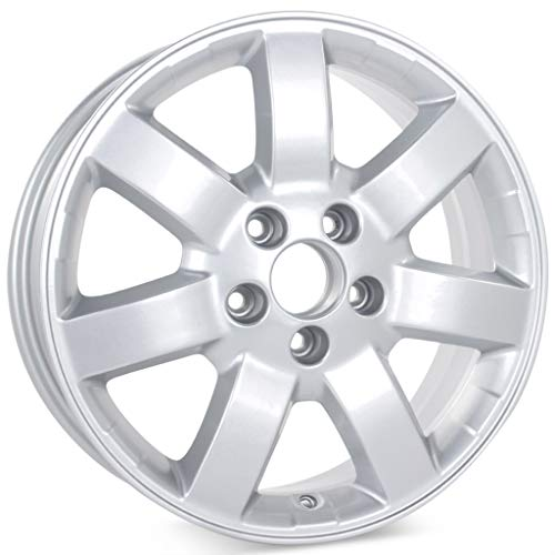 (Brand New 17 inches x 6.5 inches Replacement Wheel compatible with Honda CR-V 2006 2007 2008 2009 Rim 63928)