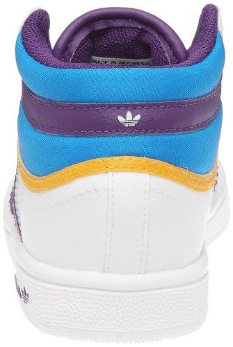 Primi Unisex blanc Adidas Hi g63357 Bimbi 24 Passi Top Scarpine Ten I Bianco Originals 0 Hxx8CnTOY