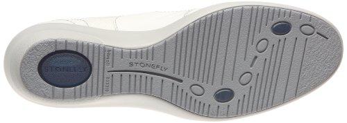 Stonefly FREY 13 98308 Damen Halbschuhe Weiß (BIANCO-WHITE 150)