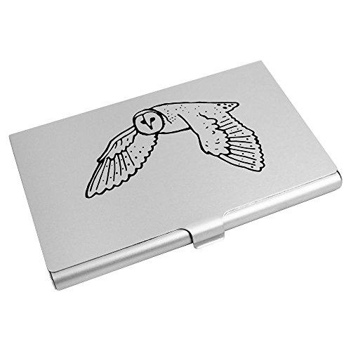 Azeeda Holder Business CH00014013 Credit Owl' Card Card Wallet 'Barn rHwAqr