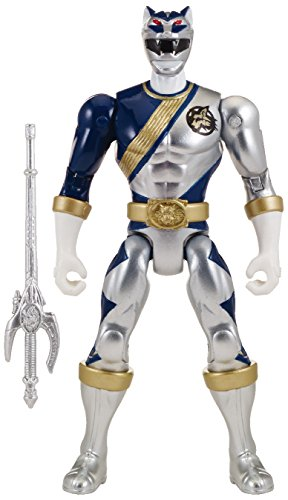 "Power Rangers Super Megaforce - 5"" Wild Force Lunar Wolf Action Hero"