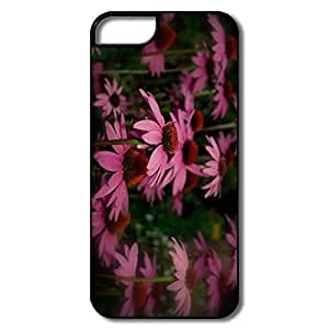Great Pink Flowers Pc For SamSung Galaxy S5 Mini Phone Case Cover