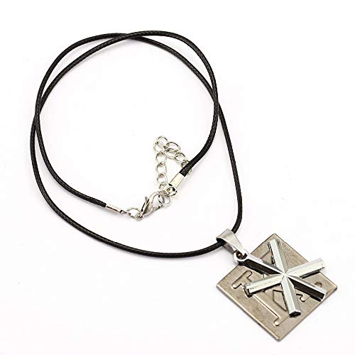 Value-Smart-Toys - Anime K Choker Necklace King Suoh Mikoto Pendant Men Women Gift Accessories favorite gifts
