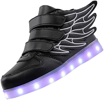 KARKEIN Rechargeable Flashing Sneakers Toddlers