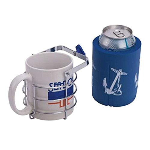 Sea Dog 588130-3 Swivel Drink Holder ()