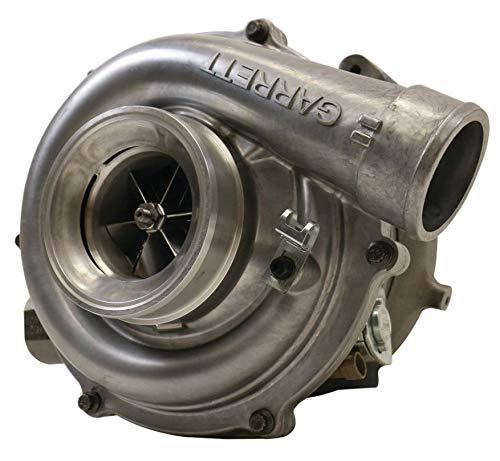 (BD Diesel 1045820 Screamer Performance Exchange Turbo Stage 1 GT37 Turbo 10 Blade Turbine Wheel Billet 6 By 6 Blade 61 mm Inducer/82 mm Exducer Compressor Wheel Screamer Performance Exchange Turbo)
