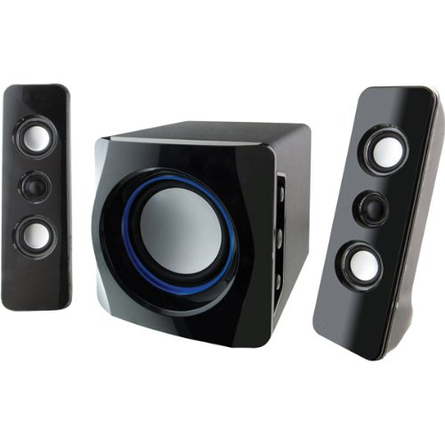 Ilive Ihb23b Wireless 2.1 Channel Bluetooth  System