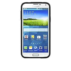 Case-Mate - Funda con tarjetero para Samsung Galaxy S5, color marrón