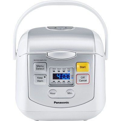 Panasonic 8-Cup Microcomputer Controlled Rice Cooker