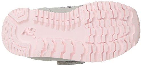 Gris 373v1 New grey Balance Baskets Bébé pink Mixte COCvwXq