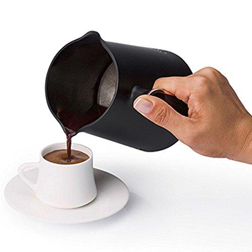 Arzum Okka Mino Mokka Maschine Türkisch Kaffee Kaffeemaschine 1-4 Tassen Chrom