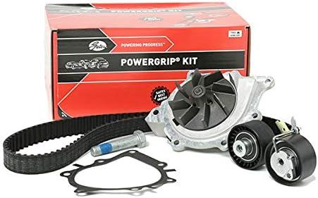 gates KP25633XS Powergrip Kit de courroie de distribution avec pompe /à eau
