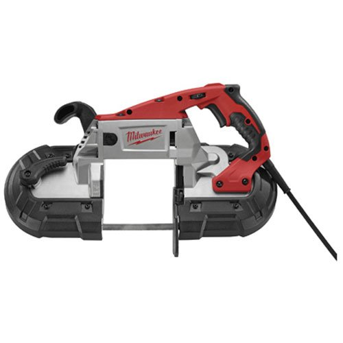 (Milwaukee 6232-21 Deep Cut Band Saw W/Case (5619-20))