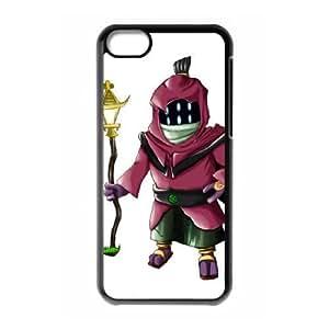iPhone 5c Cell Phone Case Black League of Legends Jax Popular Games image KOL1352755