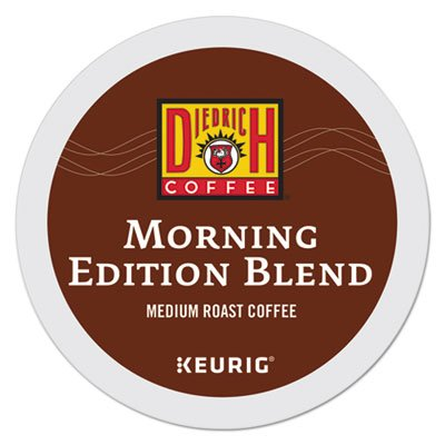 Diedrich Coffee 6743CT Morning Edition Coffee K-Cups, 96/carton