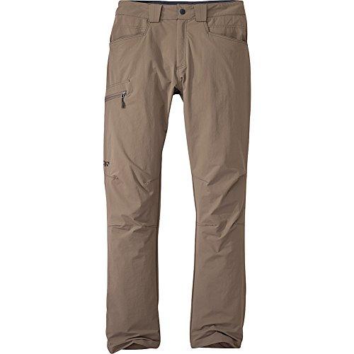 Outdoor Research Men's Voodoo Pants, Walnut, 38