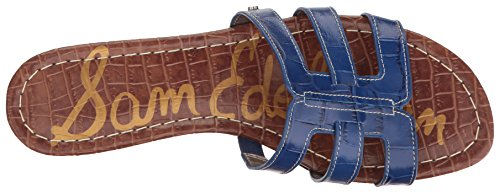 Sam Edelman Frauen Berit Slide Sandale Marineblau