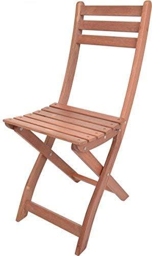 Spetebo Eucalyptus Table de Jardin ou Chaise - Sélection ...