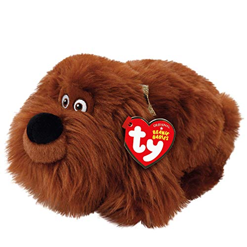 Ty Beanie Babies Secret Life of Pets Duke The Dog Regular Plush