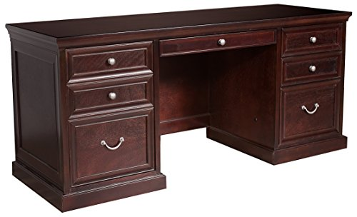 Martin Furniture  Fulton Computer Credenza, Fully Assembled, - Collection Executive Office