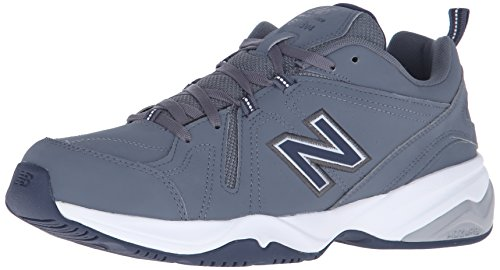 Men's New Navy Balance Grey Training MX608V4 Dark BBAwqx