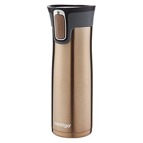 Buy travel coffee mug to keep coffee hot