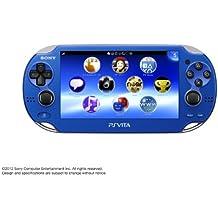 PlayStation Vita, WiFi Sapphire Blue, Japanese Version