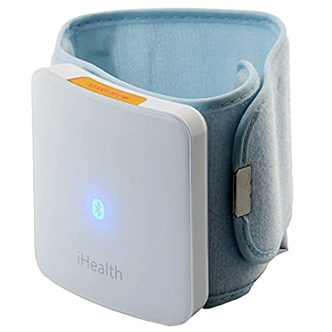 iHealth Sense Wireless Wrist Blood Pressure Monitor for Apple and Android