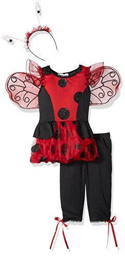 [California Costumes Cute As a Bug Toddler Costume, 3-4] (Baby Ladybug Halloween Costumes)