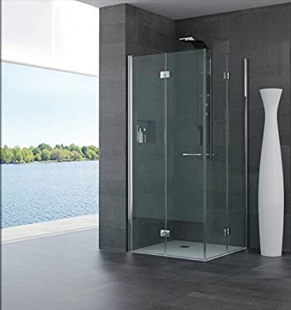 Mampara de baño para minusválidos 70 x 70 cm modelo cristal ...