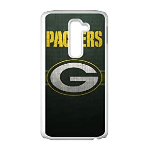 LG G2 Phone Case Sports NFL Green Bay Packers Protective Cell Phone Cases Cover DFZ029892