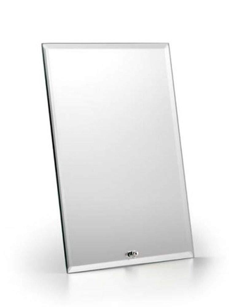 Ten Specchio Rettangolare con Supporto Verticale cod.EL31012 cm 17x1,5x22h by Varotto /& Co.