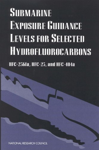 Download Submarine Exposure Guidance Levels for Selected Hydrofluorocarbons: HFC-236fa, HFC-23, and HFC-404a ebook