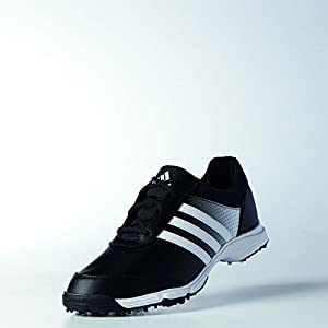 adidas Women's W Tech Response Cblack/Ft Golf Shoe by adidas