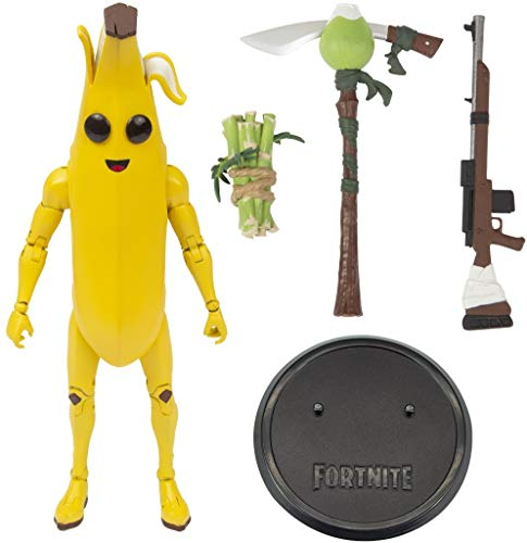 McFarlane Toys Fortnite Peely Premium Action Figure