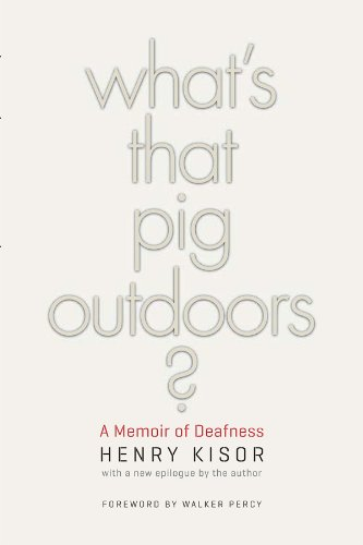 Whats That Pig Outdoors Deafness ebook